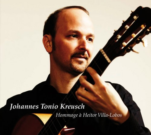 Johannes Tonio Kreusch - Hommage à Heitor Villa-Lobos