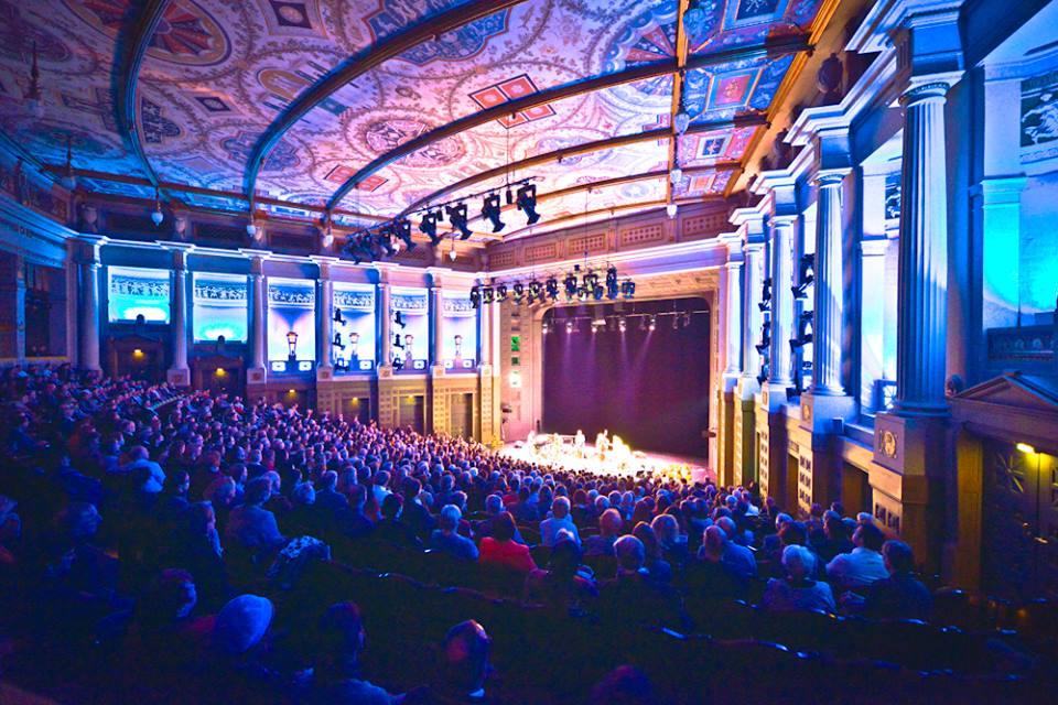 Quadro Nuevo im Prinzregententheater 2013