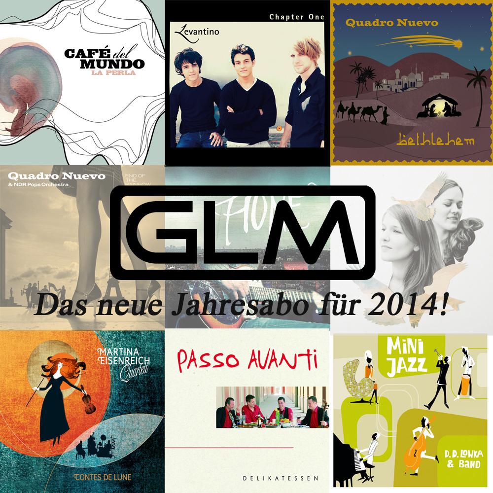 GLM Jahresabo 2014