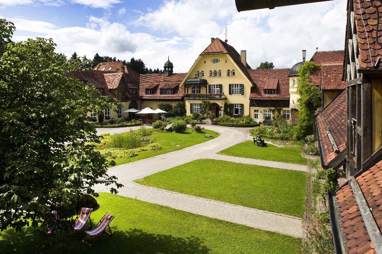 Gut Sonnenhausen Innenhof
