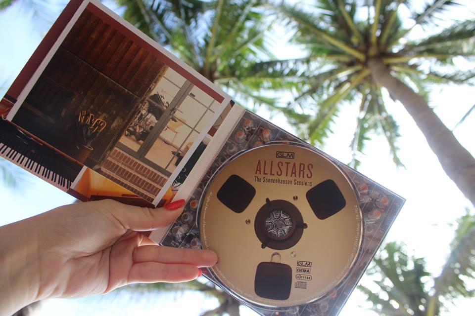 GLM_Allstars unter Palmen