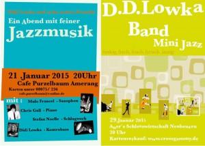 D.D.Lowka Mini Jazz Konzert