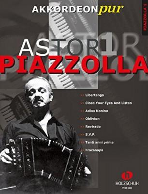 Akkordeon pur: Astor Piazzolla 1 für Akkordeon