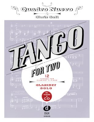 Tango for Two - Klarinette