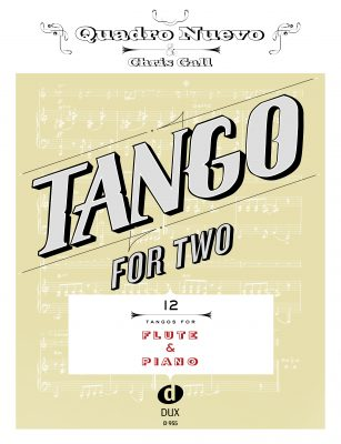 Tango for Two - Flöte & Piano