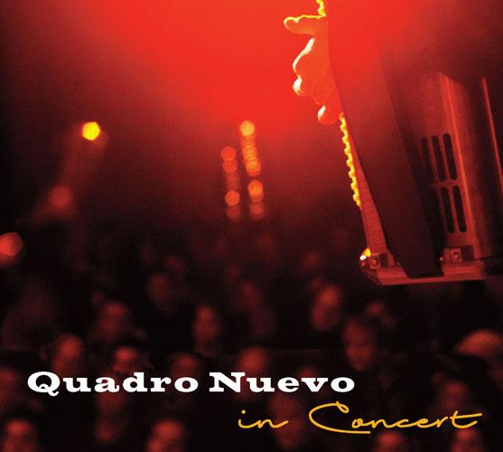 FM 164 Quadro Nuevo - In Concert
