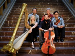 Evelyn Huber & Sirius String Quartet