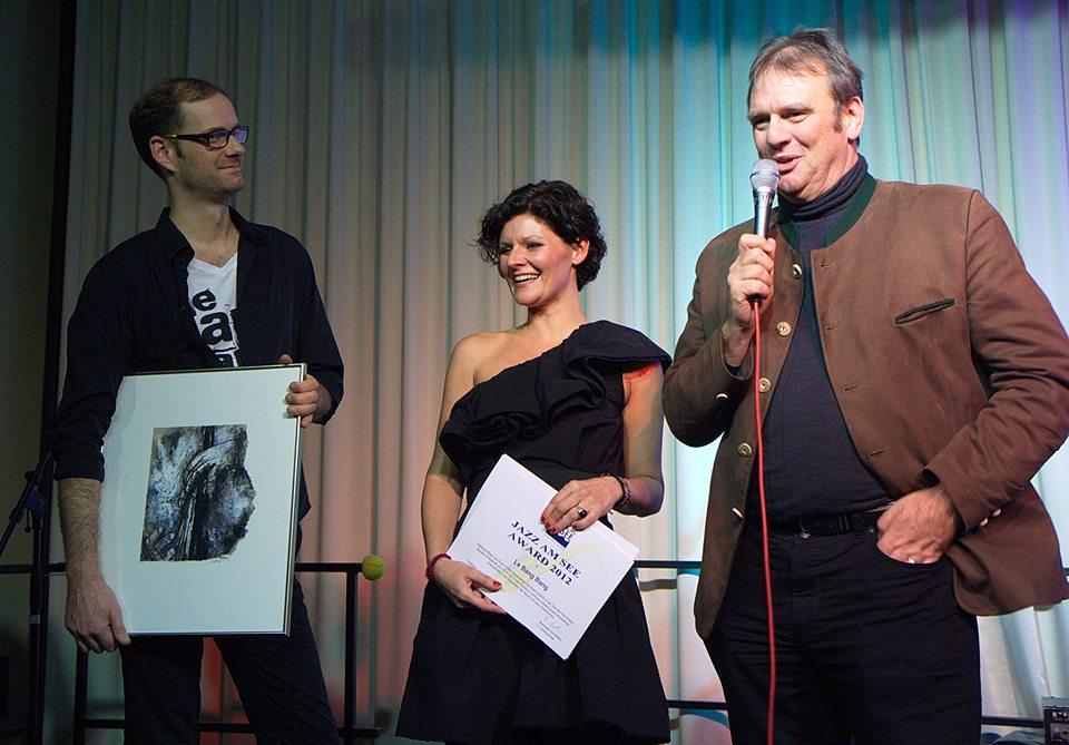 Sven Faller, Stefanie Boltz und Bernhard Sontheim