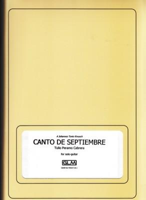 TPC - Canto de Septiembre