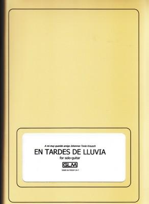 TPC - En Tardes De LLUVIA