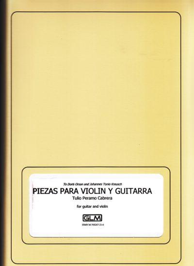 TPC - Piezas Para Violin Y Guitarra