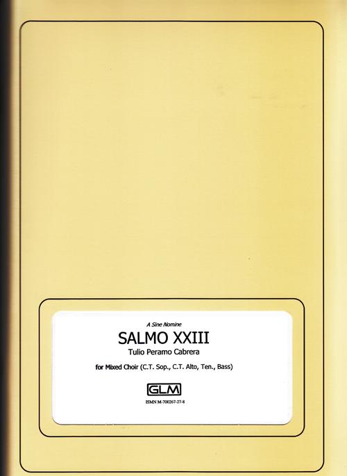 TPC - Salmo XXIII