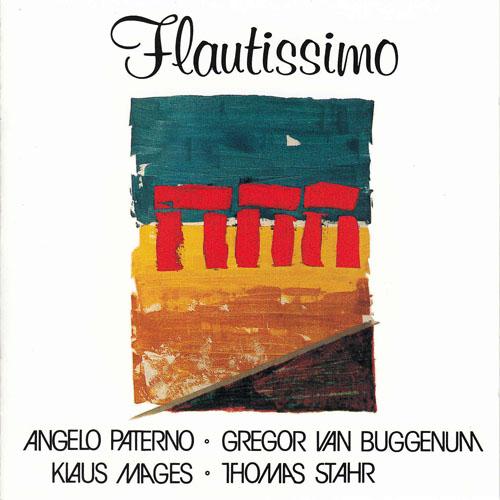 Gregor Van Buggenum - Flautissimo