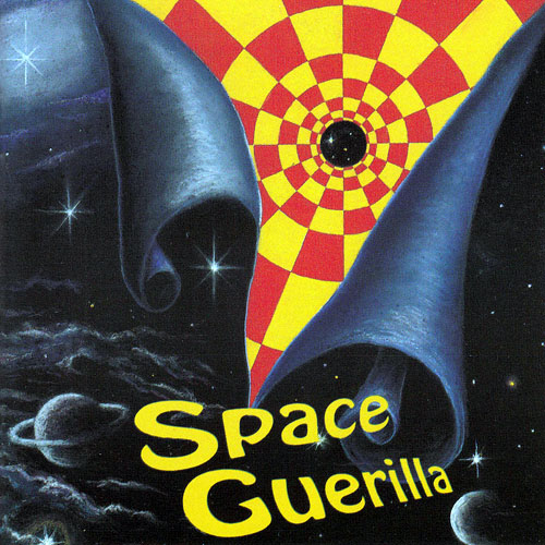 Tom Bennecke - Space Guerilla