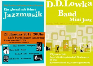 D.D.Lowka Mini Jazz Konzert