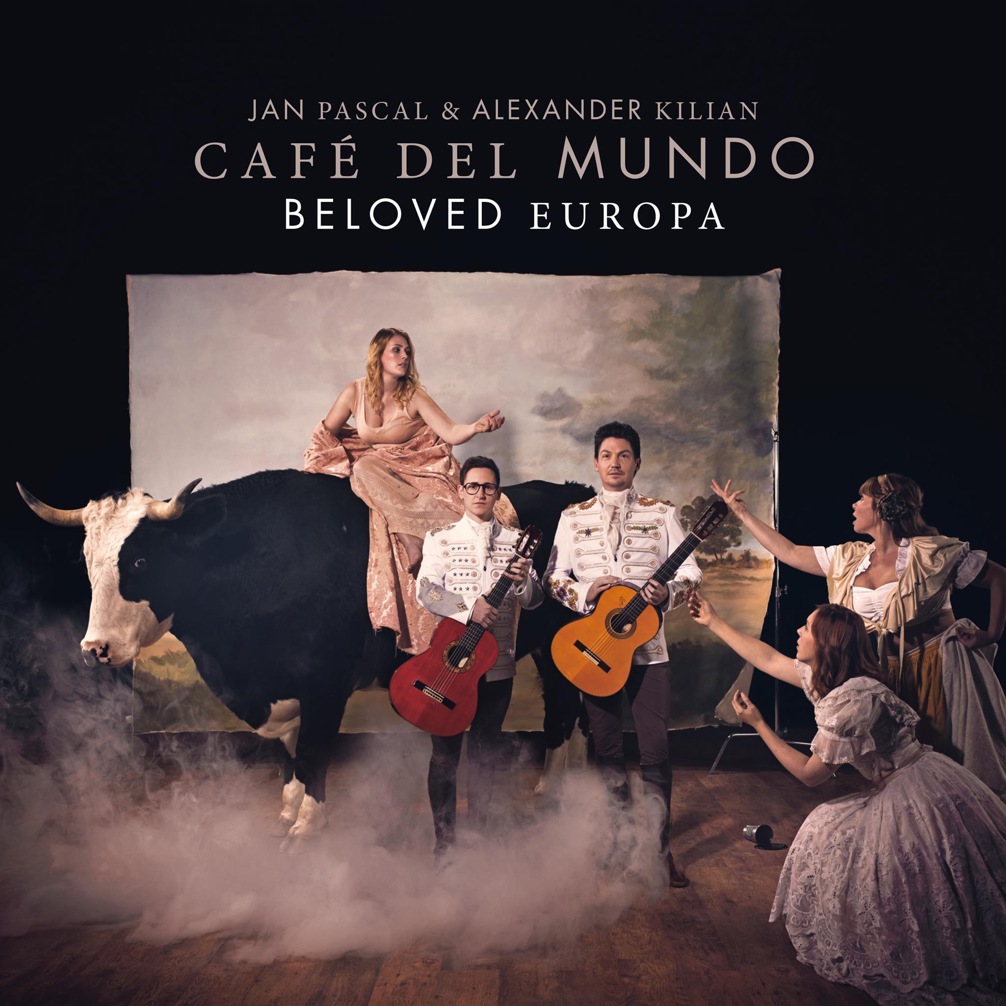 Café Del Mundo Beloved Europa Glm Music Gmbh