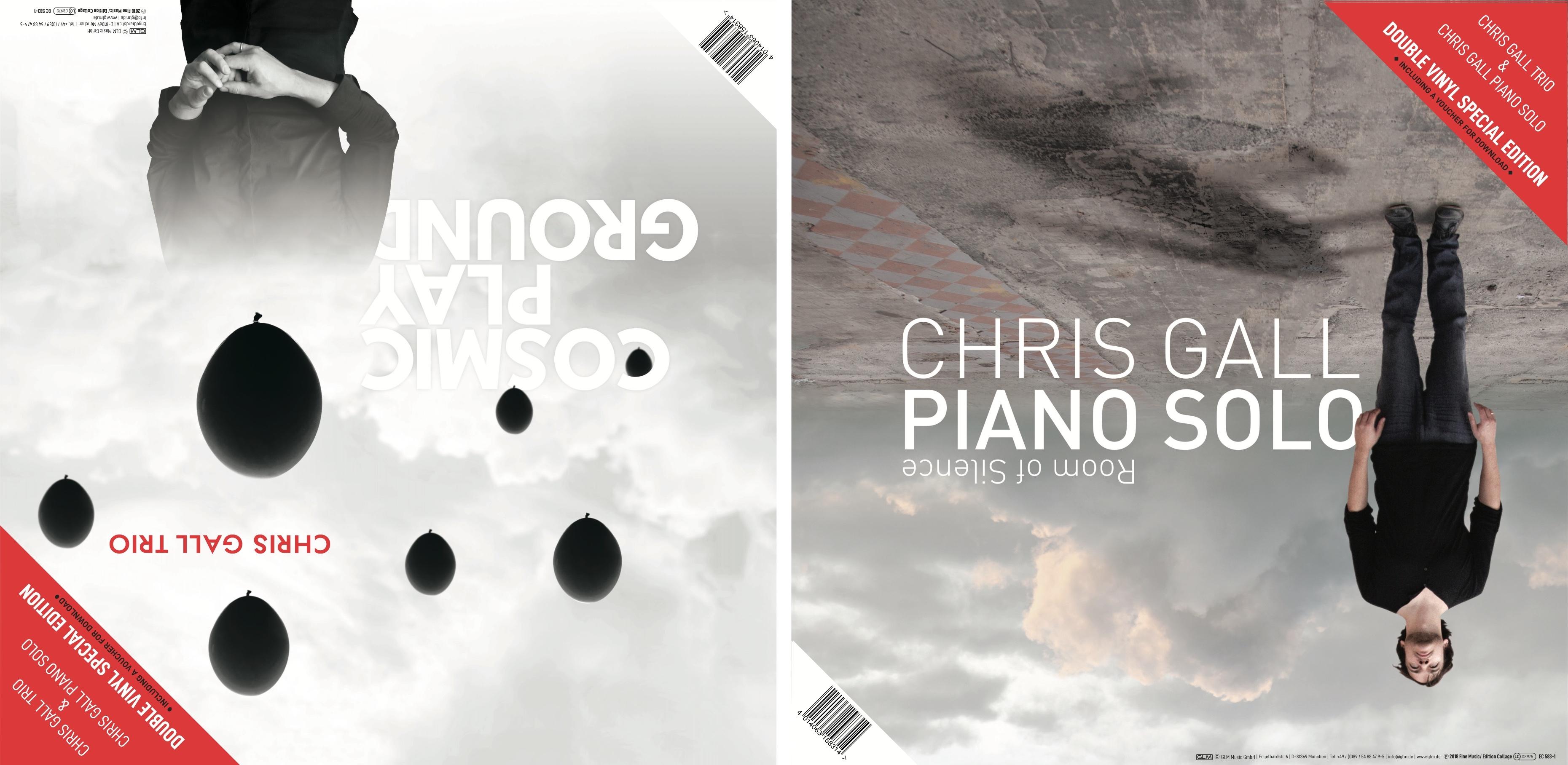 Bildergebnis für Chris Gall Room Silence
