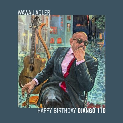 EC589 Wawau Adler - Happy Birthday Django 110