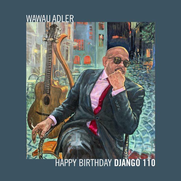EC589 Wawau Adler - Happy Birthday Django 110