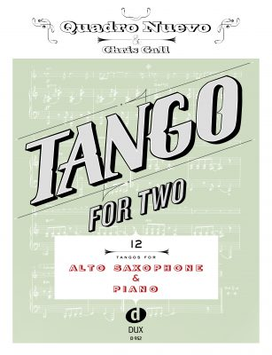 Quadro Nuevo & Chris Gall_Tango for Two