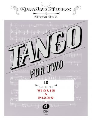 Tango for Two - Violine & Klavier